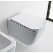 Pakabinamas klozetas TEOREMA 2.0 CLEAN FLUSH WC