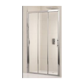 Dušo durys  Novellini Rose 3-jų dalių