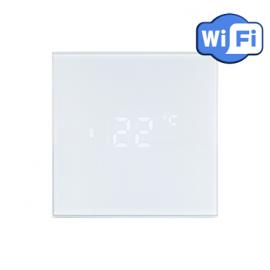 Programuojamas termostatas su WIFI SENSUS LC1 potinkinis 230V