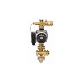 FHM-C6 grindinio šildymo vandens temperatūros paruošimo mazgai