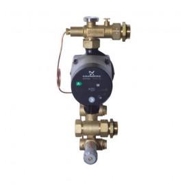 FHM-C8 mazgas, GRUNDFOS Alpha2 15-60 siurblys