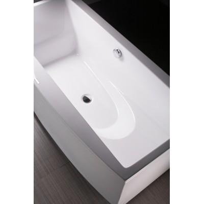 Akmens masės vonia Relax 169x81 Vispool