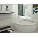 Akmens masės vonia Famosa 1490x1490 Vispool