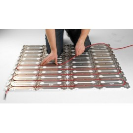 Montažinės šilumos paskirstymo plokštės DEVIcell Dry
