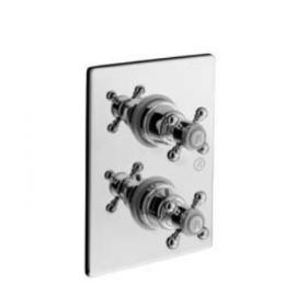 Potinkinis termostatinis 1-os padėties dušo maišytuvas Alpi London