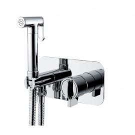 Termostatinis BUGNATESE montuojamas į sieną vonios maišytuvas 2267