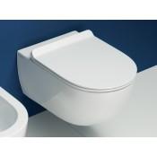 Pakabinamas Klozetas Flaminia App su Go Clean funkcija ir plonu soft close dangčiu