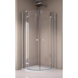 ANNEA pusapvalė dušo kabina