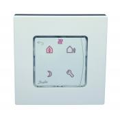 Programuojamas termostatas Icon™ virštinkinis 230V