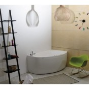 Akrilinė vonia ECLIPSE 150/160/169