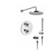 ALPI potinkinė dušo sistema SWK 721163CR