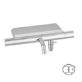 ALPI vonios termostatinis maišytuvas NU 55107 CR