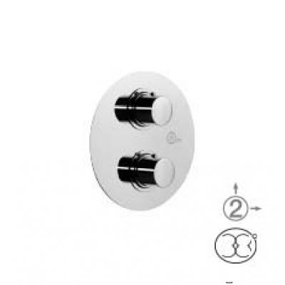 ALPI termostatinis potinkinis maišytuvas GO 52163