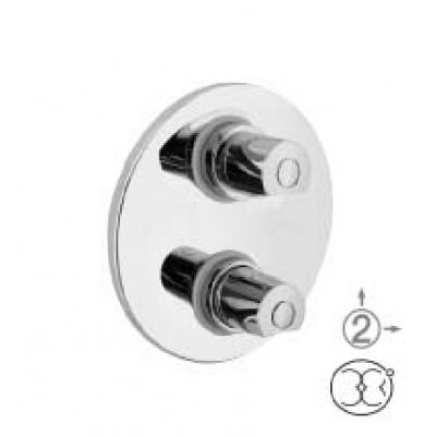 ALPI potinkinis termostatinis maišytuvas SPL 72163 CR