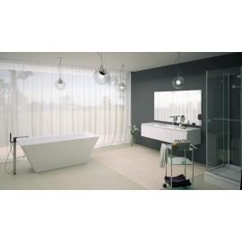 Akmens masės vonia QUADRO 1752x805