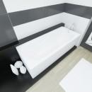 Akmens masės vonia CLASSICA 1700x750