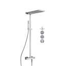 Termostatinė dušo sistema ALPI TRIO TI 945151
