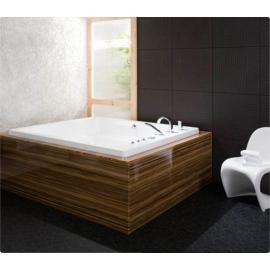Akrilinė vonia QUADRUM