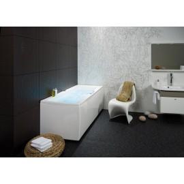 Stačiakampė akrilinė  vonia ROMA