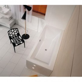 Stačiakampė akrilinė vonia FORMA 150/160/170/180/190