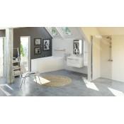 Xonyx akmens masės vonia PIANO(balta)
