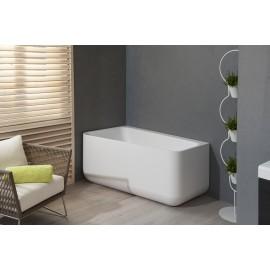 Xonyx akmens masės vonia GAMMA 150 balta matinė