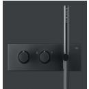 Potinkinis termostatinis dušo komplektas ALPI BLUE BU85L163D