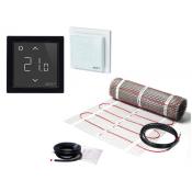 Elektrinis šildymo kilimėlis DEVIcomfort 150T + išmanus termostatas Devi Smart