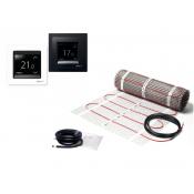Elektrinis šildymo kilimėlis DEVIcomfort 150T + išmanus termostatas DEVIreg touch
