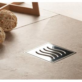 Confluo Standard trapas su metalinėmis grotelėmis