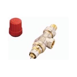 Termostatinis ventilis RA-N 15 ašinis