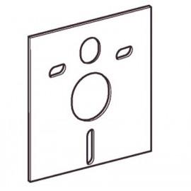 Garso izoliacinė tarpinė WC ir bide 156.050.00.1
